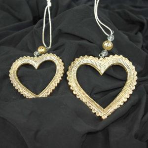 Dekoratiivsed südamed (suur)