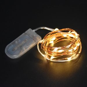 LED tulekesed traadil (soe valgus)